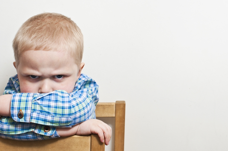 Tantrums are a normal part of life for most toddlers.