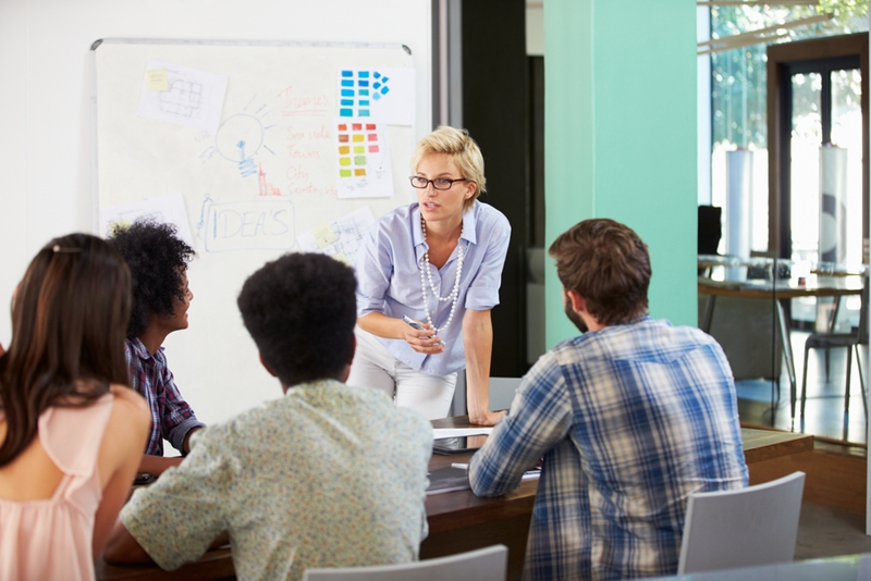 If you want your staff to perform their best, you should start by being an effective leader.