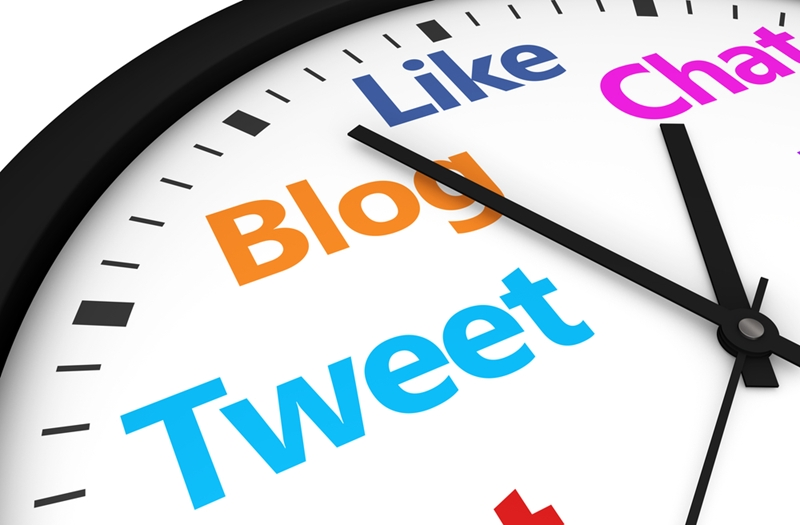 While social media is a useful tool, it also can provide challenges for teachers.