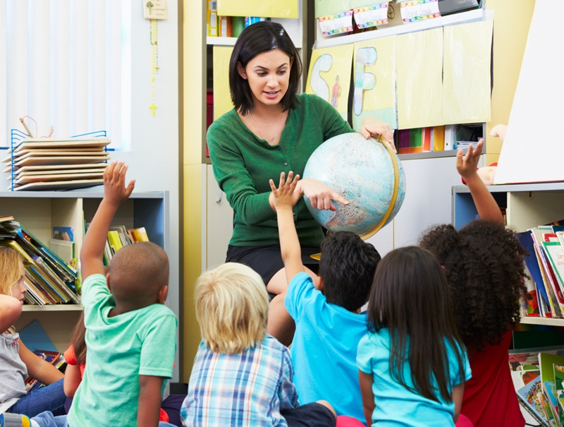 Working in early childhood education is a rewarding career option even if you don't have a background in child care.
