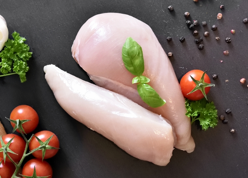 Raw meats are a common culprit of food-borne illnesses.